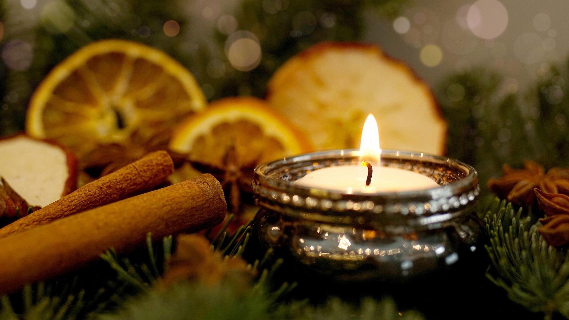 Adventszeit auf griechisch